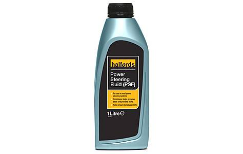 image of Halfords Power Steering Fluid (PSF) 1L