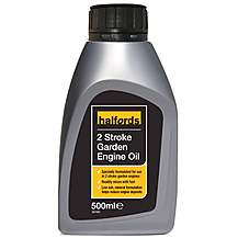 image of Halfords 2 Stroke Garden Engine Oil 250ml