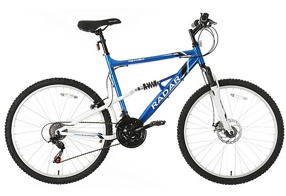 Apollo Radar Mens Mountain Bike