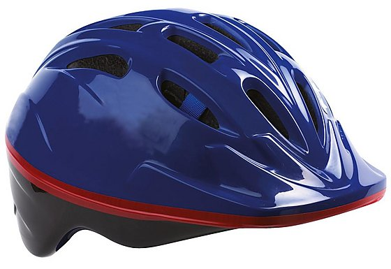 Halfords Boys Bike Helmet (50-54cm)
