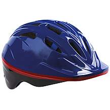 image of Halfords Boys Bike Helmet (50-54cm)
