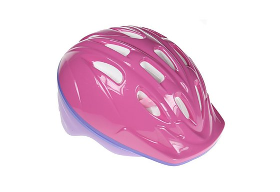 Halfords Girls Bike Helmet (50-54cm)