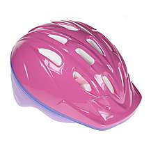 image of Halfords Girls Bike Helmet (50-54cm)