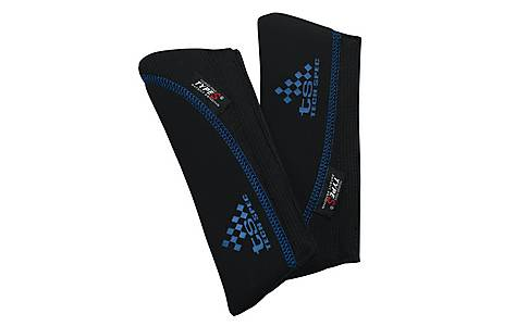 image of Type S Tech Spec Seat Belt Pads - Blue