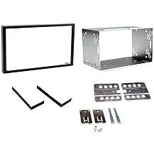 image of Universal Double Din Fascia Kit