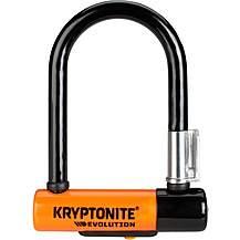 image of Kryptonite Evolution Mini 5 D-Lock with FlexFrame Bracket