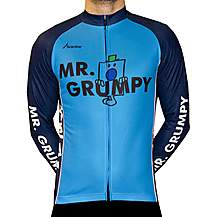 image of Mr Grumpy Long Sleeved Cycling Jersey