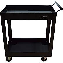image of Halfords 2 Tray Cart