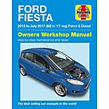 Haynes Ford Fiesta (Apr 13 - 17) Manual