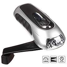 image of Halfords Wind Up LED Torch