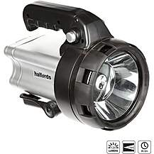 image of Halfords 1 Million Candlepower LED Spotlight