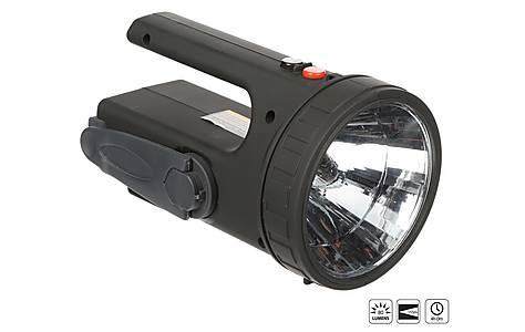 image of Halfords Wind Up LED Spotlight