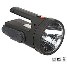 image of Halfords Wind Up LED Spotlight