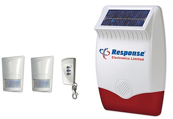 Response Electronics Smaller Home SA1E Wireless Alarm System