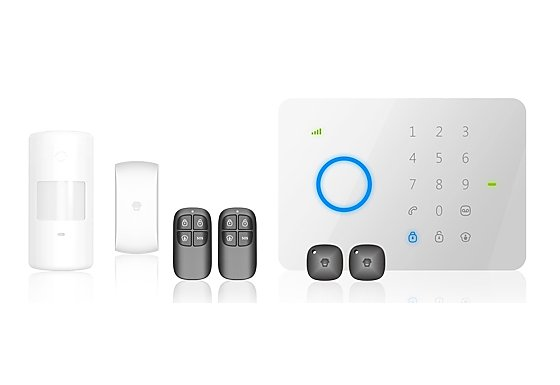 miGuard GSM SMS Touch RFID Wireless Alarm System