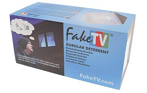 image of Response Fake TV Burglar Deterrent