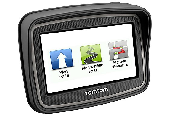 TomTom Rider EU Motorcycle 4.3