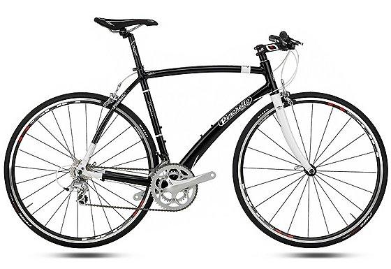 Pinarello Treviso Hybrid Bike Black - 45cm