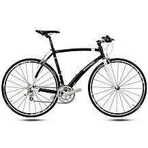 image of Pinarello Treviso Hybrid Bike Black - 45cm
