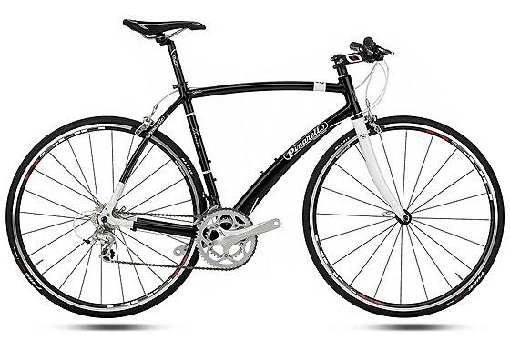 Pinarello Treviso Hybrid Bike Black - 50cm