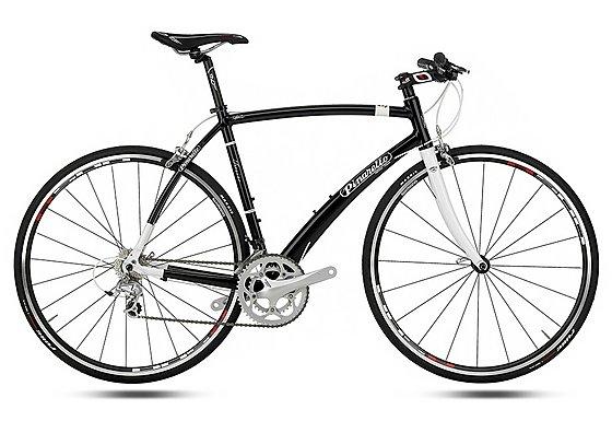 Pinarello Treviso Hybrid Bike Black - 54cm
