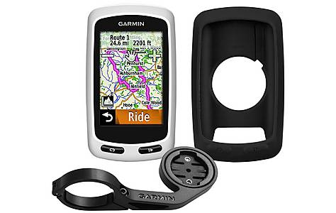 image of Garmin Edge Touring Special Edition GPS Cycle Computer with Mount & Case