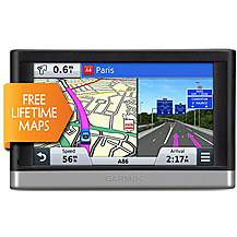 image of Garmin Nuvi 2567 LM Western Europe Sat Nav