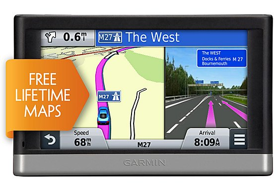 Garmin Nuvi 2597 LM Full Europe Sat Nav