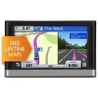 "Garmin nuvi 2597LM 5"" Sat Nav with UK, Ireland & Full Europe Lifetime Maps & Traffic Updates"