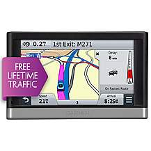 "image of Garmin Nuvi 2577 LT North America and Full Europe 5"" Sat Nav"