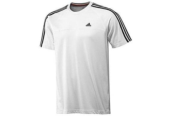 Adidas Mens Performance ESS Crew T-Shirt - Large