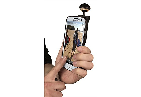 Bubblescope 360 Camera Lens with Samsung Galaxy S3 Case