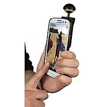 image of Bubblescope 360 Camera Lens with Samsung Galaxy S3 Case