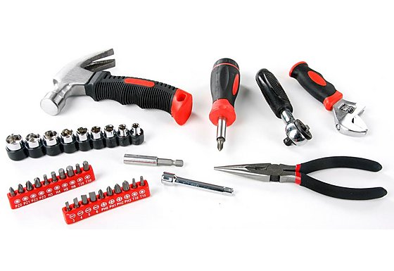 WorkPro Stubby Home Kit 42 Piece Set