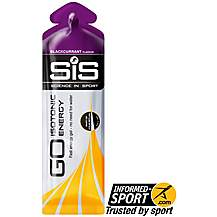image of SiS GO Isotonic energy Blackcurrant 60ml