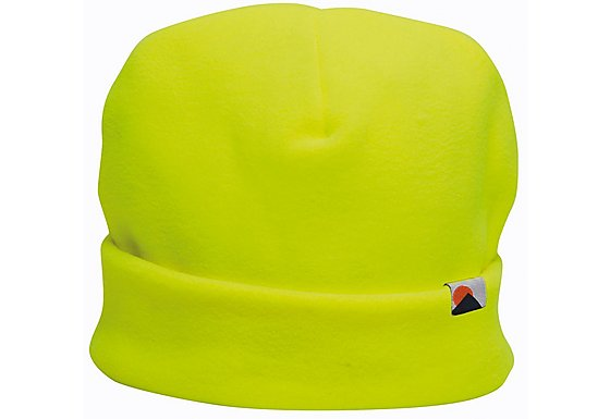 Portwest Hi Vis Thinsulate Lined Fleece Hat