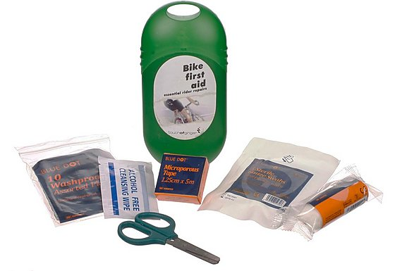 Bike First Aid Kit