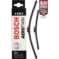 Bosch A017S Wiper Blades - Front Pair