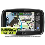 image of TomTom GO 500 Sat Nav - UK & ROI