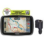 image of TomTom Go 500 Sat Nav Special Edition - UK, ROI & Europe