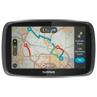 "TomTom GO 5000 with MyDrive & Lifetime TomTom Traffic & Maps 5"" Sat Nav - UK, ROI & Europe"