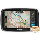 "TomTom GO 500 5"" Sat Nav with Lifetime Traffic & Maps of Full Europe - Special Edition"