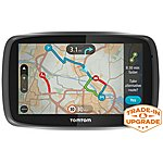"image of TomTom GO 500 5"" Sat Nav with Lifetime Traffic & Maps of Full Europe - Special Edition"