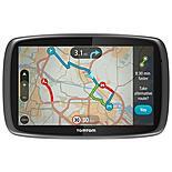 """TomTom GO 6000 with Lifetime TomTom Traffic & Maps 6"""" Sat Nav - UK, ROI & Europe"""
