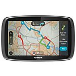 image of TomTom Go 6000 Lifetime Traffic & Maps Sat Nav - UK, ROI & Europe