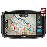 "TomTom GO 6000 with Lifetime TomTom Traffic & Maps 6"" Sat Nav - UK, ROI & Europe"