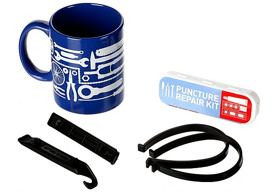 Cyclist Mug Pack - Blue