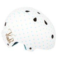 Pendleton Junior Bike Helmet - Blue Polka (48-54cm)