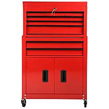 image of Halfords 8 Drawer Tool Centre 2016