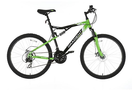 Apollo Gradient Mens Mountain Bike